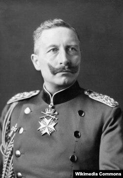 Кайзэр Вільгельм ІІ, адрасат