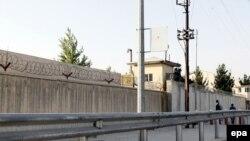 Американський університет у Кабулі, звідки були викрадені викладачі зі США та Австралії