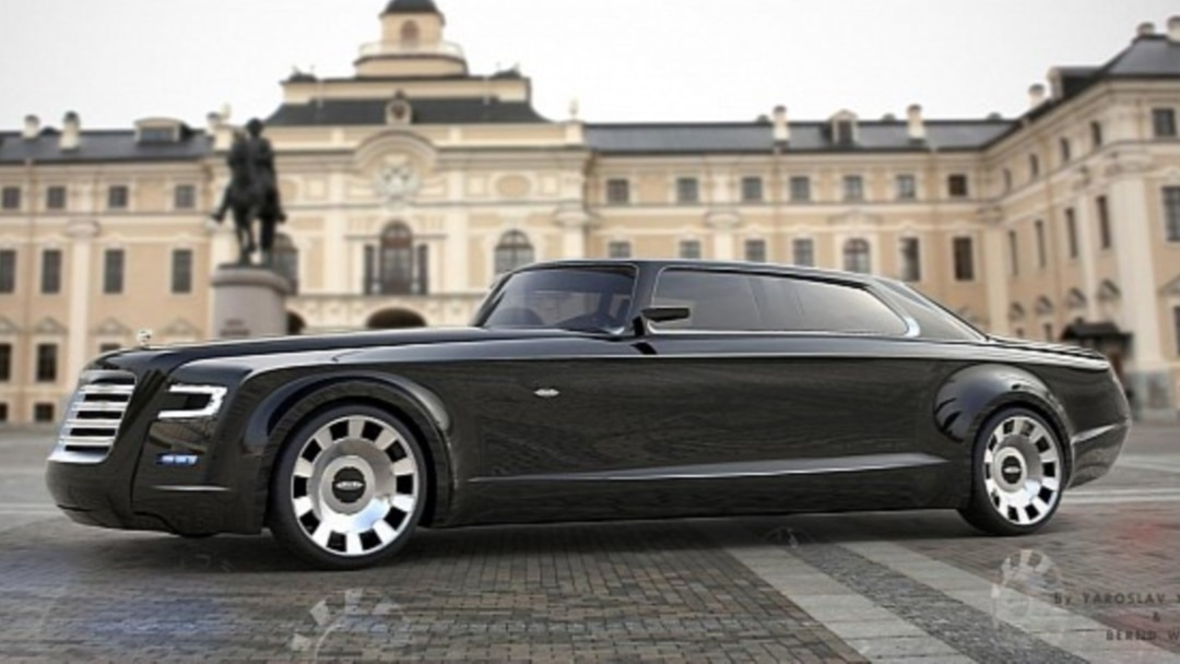 Competition For Russias Next Presidential Limo Shifts Into High Gear
