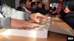Foto nga zgjedhjet parlamentare në Maqedoni