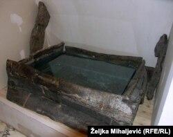 """Poznati """"Kuprešak"""" pronađen je u arheološkom istraživanju 1983. godine"""