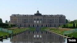 Константиновский дворец в Стрельне, где проходил 32-й саммит Большой Восьмерки
