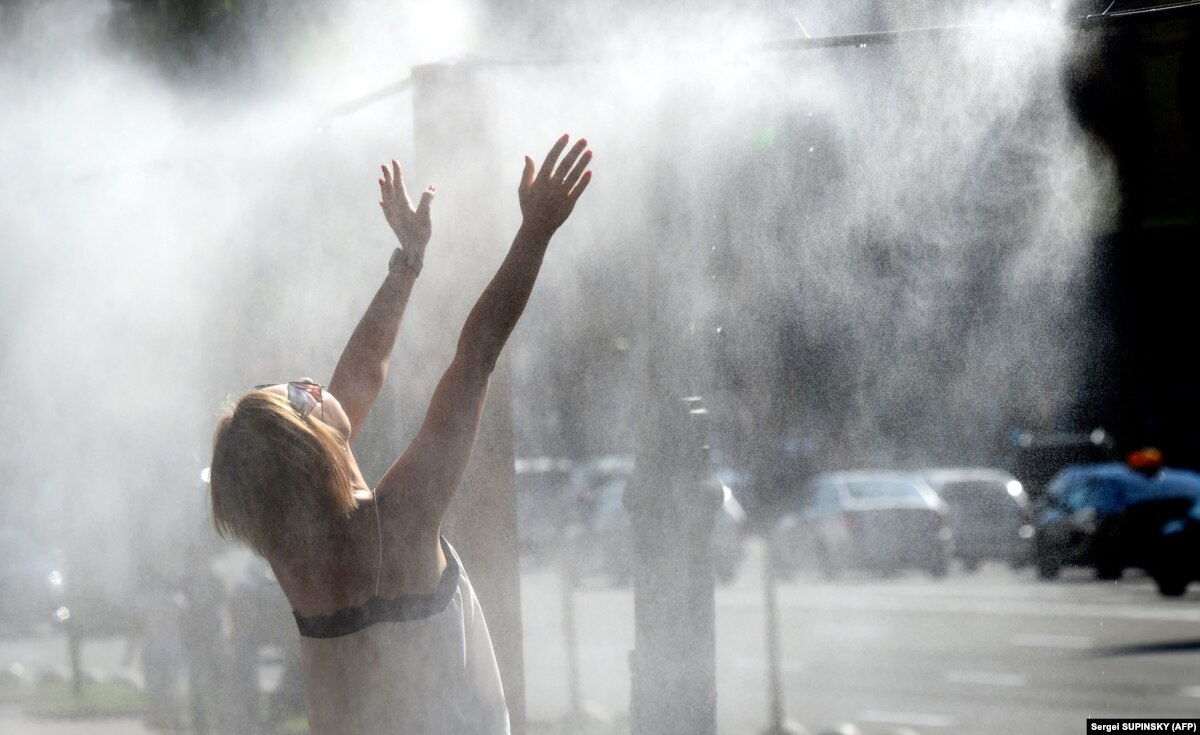 Июль 2019 года стал самым жарким в мире за все время наблюдений – американское агентство