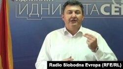 Хари Локвенец, кандидат за градоначалник на Прилеп од СДСМ.