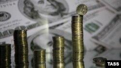 Курс рубля к доллару: январь - минус 22%, февраль - плюс 12%, март - ?..
