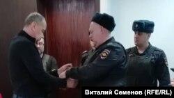 Арест Алексея Кайдалова