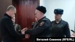 Арест бывшего министра республики Карелия Алексея Кайдалова