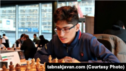 Alireza Firouzja is an Iranian chess prodigy. He won the Iranian championship at age 12 and earned the grandmaster title at the age of 14. He is the second-youngest player ever to reach a rating of 2700, at 16.