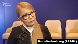 Від прямої відповіді про долю Авакова в разі її перемоги Тимошенко ухилилася