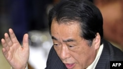 Жапон премьер-министрі Наото Кан.