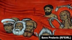 Freske iz Hrama Hristovog vaskrsenja
