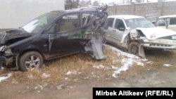 Кыргызстанда 10 жыл ичинде 45 миңден ашык жол кырсыгы катталган.