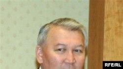 Қазақстан денсаулық сақтау министрі Жақсылық Досқалиев. Астана, 5 қазан, 2009 жыл.
