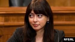 Golnaz Esfandiari, Senior Correspondent, RFE/RL Central Newsroom.