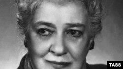 Фаина Раневская, 1961.