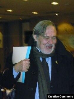 Турецкий историк, профессор Ильбер Ортайлы