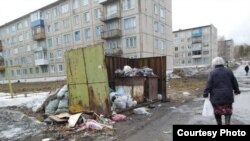 Ачинск-13. Красноярский край