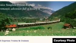 «Восточный экспресс» — пассажирский поезд класса «люкс» частной компании Venice Simplon-Orient-Express, курсирующий между Парижем и Стамбулом
