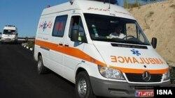 سرپرست مرکز هدایت عملیات و بحران اورژانس ایران گفته است در مجموع ۳۰ نفر مسموم شدند (در تصویر آمبولانسهای مرکز فوریتهای ۱۱۵)