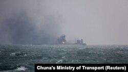 Yanan tanker