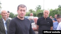 Dzhambolat Tedeyev has emerged as the strongest opposition to South Ossetia's current leadership.