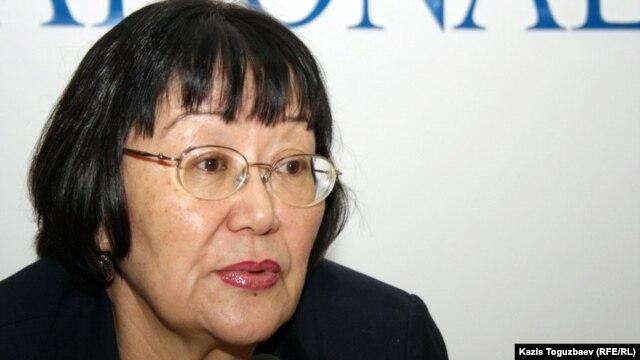 Bakhyt Tumenova