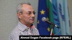 Ahmed Dogan, liderul partidului etnicilor turci și al musulmanilor
