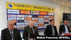 Komitet za normalizaciju Fudbalskog saveza BiH, 2011.