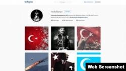 Profili i ministrit rus në Instagram pas sulmit nga hakerët e Turqisë