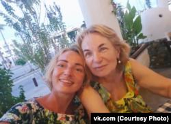 Екатерина и ее мать Светлана Соловьева