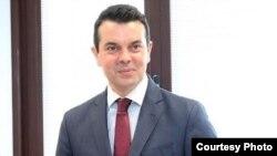 Ministar vanjskih poslova Makedonije Nikola Poposki