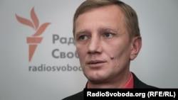 Правозахисник Андрій Діденко у студії Радіо Свобода 21 вересня 2016 року