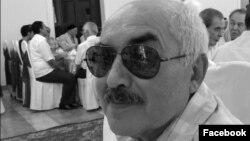Дамир Салимов (фотосурат режиссёр Али Ҳамраевнинг Facebook'даги саҳифасидан олинди).