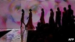 Традиционный ежегодный фестиваль молодых дизайнеров прошел в Сухуме