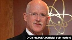 Генри Эншер, АҚШ мемлекеттік хатшысының Орталық Азия бойынша көмекшісіорынбасарының міндетін атқарушы