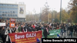U Sarajevu skup za mir u Gazi