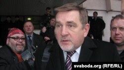 Генадзь Давыдзька, архіўнае фота 2010 году