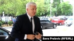 Duško Marković, potpredsjednik Vlade Crne Gore