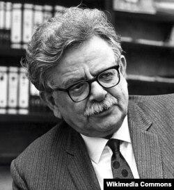 Писатель Элиас Канетти