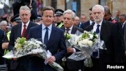 Великобритания. Британские политики скорбят о гибели депутатa-лейбориста Джо Кокс. 17.06.2016