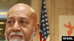 U.S. -- Representative Alcee Hastings, chairman of U.S. Helsinki Commission