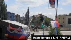 Barikade u Mitrovici