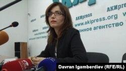 Адвокат Елена Дзимидович.