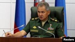 ՌԴ պաշտպանության նախարար Սերգեյ Շոյգու, արխիվ