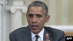 АҚШ президенті Барак Обама. Вашингтон, 26 мамыр 2015 жыл.