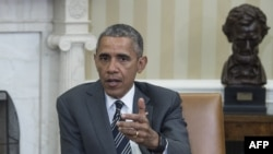 Presidenti i SHBA-ve President Barack Obama