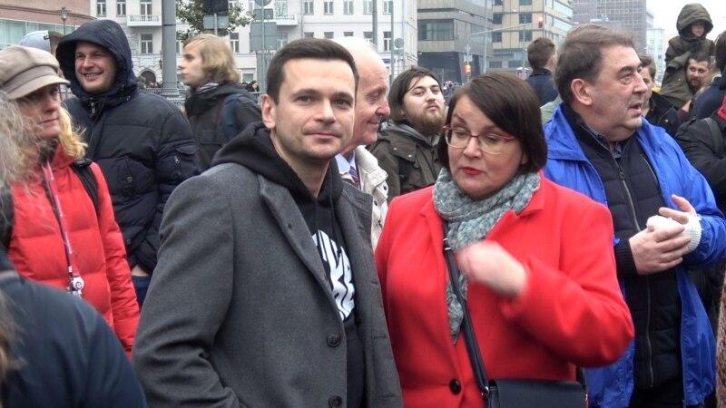 В Москве полиция задержала участников съезда муниципальных депутатов