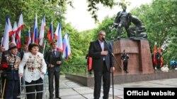 У Криму відзначили День партизан Росії