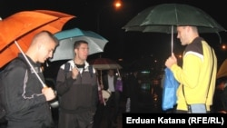 Odlazak na vojnu paradu u Beograd, Banjaluka, 16. oktobar 2014.
