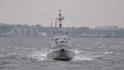 Украинские корабли покинут Крым?
